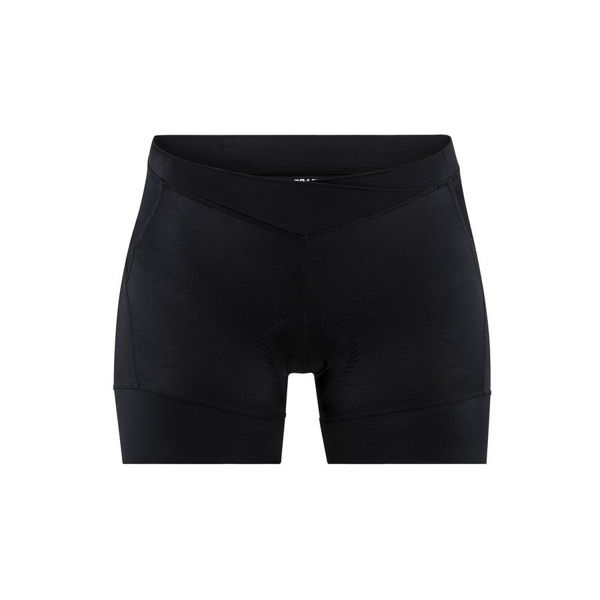 Picture of CRAFT CYCLING SHORTS ESSENCE HOT PANTS BLACK FOR WOMEN