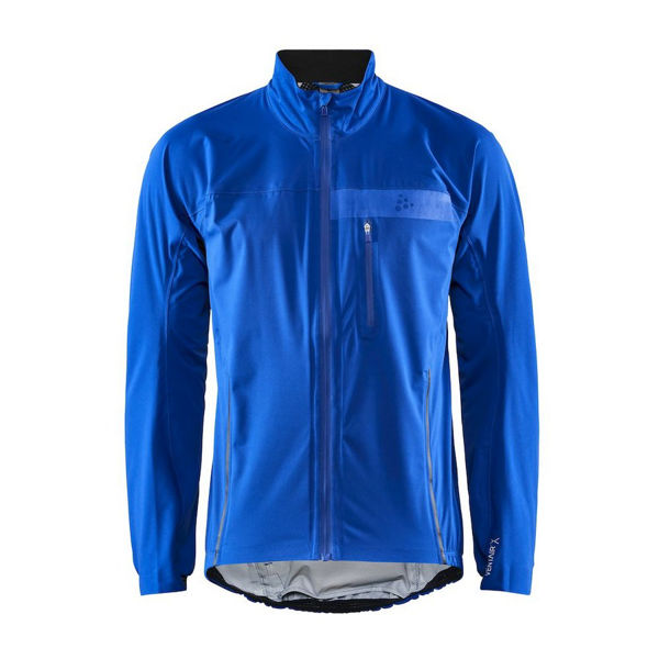 Picture of CRAFT BIKE JACKETS SURGE RAIN BLUE FOR MEN