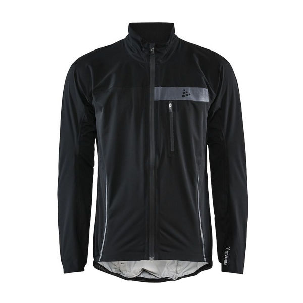 Picture of CRAFT BIKE JACKETS SURGE RAIN BLACK FOR MEN