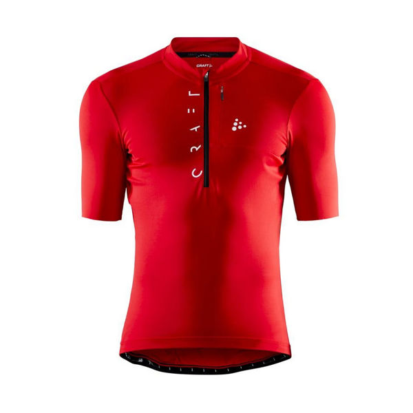 Picture of CRAFT BIKE JERSEY TRAIN PACK BRIGHT RED FOR MEN