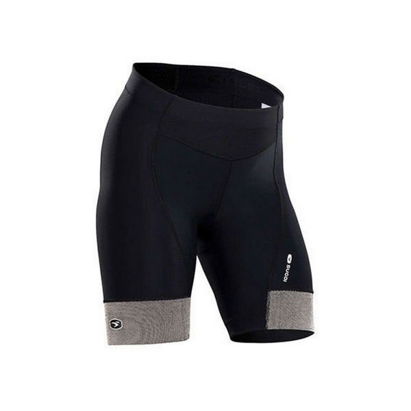 Picture of SUGOI CYCLING SHORTS EVOLUTION ZAP BLACK FOR WOMEN