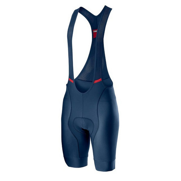 Picture of CASTELLI BIB SHORTS COMPETIZIONE DARK INFINITY BLUE FOR MEN