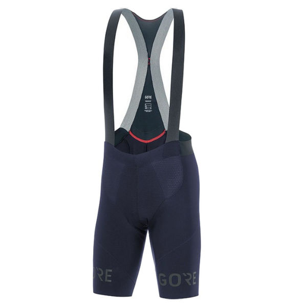 Picture of GORE BIB SHORTS C7 LONG DISTANCE + ORBIT BLUE FOR MEN