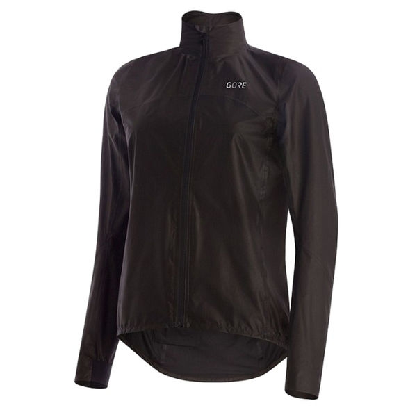 Picture of GORE BIKE JACKET GORE-TEX SHAKEDRY BLACK FOR WOMEN