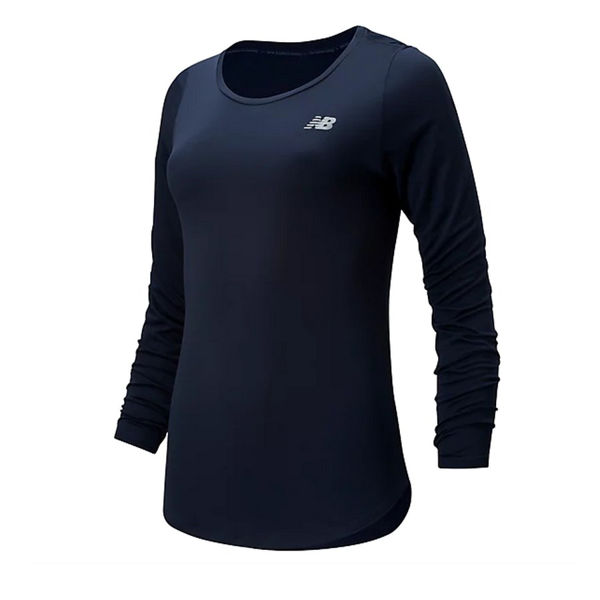 Picture of NEW BALANCE RUNNING JERSEY ACCELERATE V2 ECLIPSE FOR WOMEN