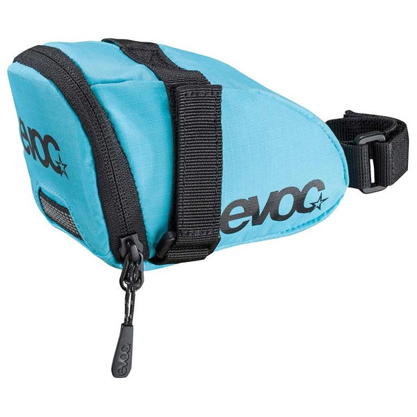 Picture of EVOC BIKE SADDLE BAG MEDIUM NEON BLUE