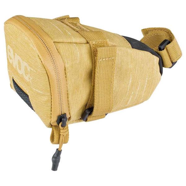 Picture of EVOC BIKE SADDLE BAG SEAT BAG TOUR M 0.7L TERREAU