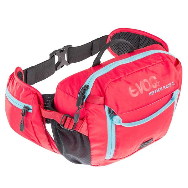 Picture of EVOC HYDRATION BAG HIP PACK RACE RED