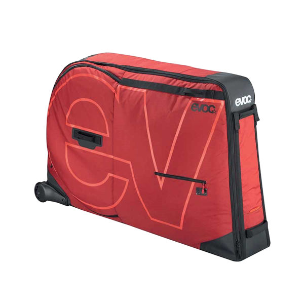 Picture of EVOC BIKE CARRYING BAG 285L RED