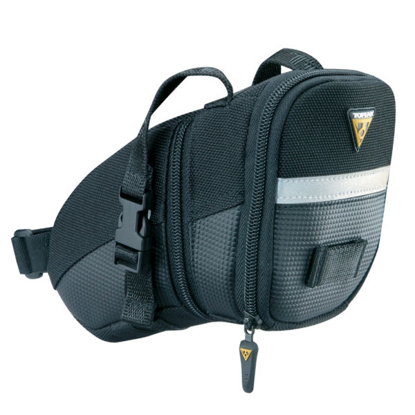 Picture of TOPEAK BIKE SADDLE BAG AERO PETIT BLACK