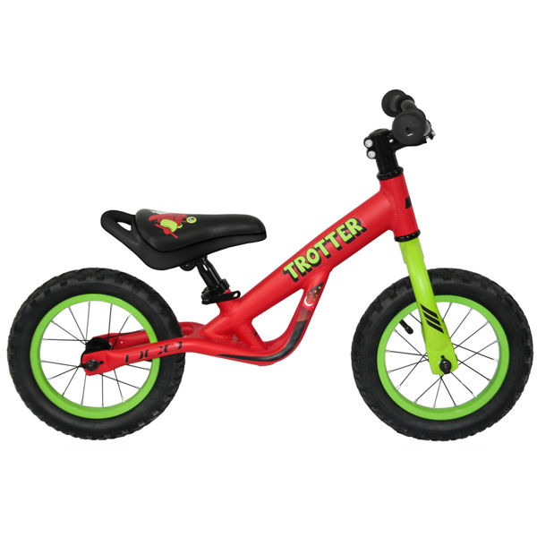"Picture of DCO BIKE TROTTER 12"" MATT RED 2020"