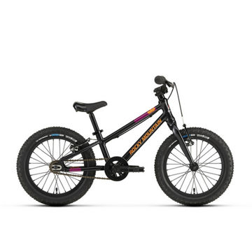 "Picture of ROCKY MOUNTAIN BIKE EDGE 16"" BLACK 2020 FOR JUNIORS"