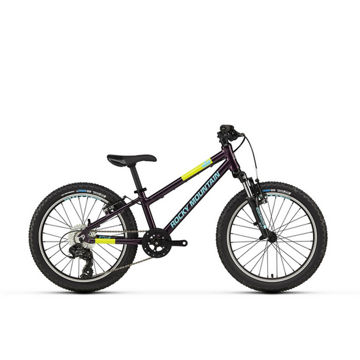 Picture of ROCKY MOUNTAIN BIKE EDGE 20 PURPLE 2020 FOR JUNIORS