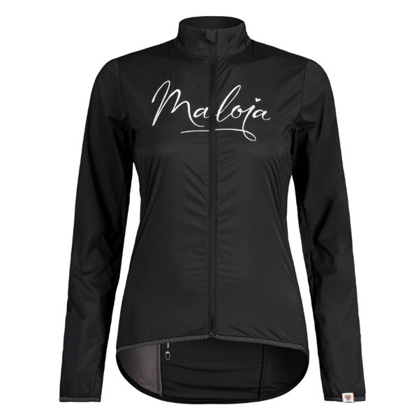 Picture of MANTEAU DE VÉLO MALOJA EVA MOONLESS POUR FEMME