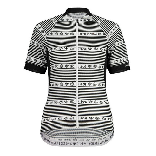 Picture of MALOJA BIKE JERSEY ALBIGNA MOONLESS FOR WOMEN