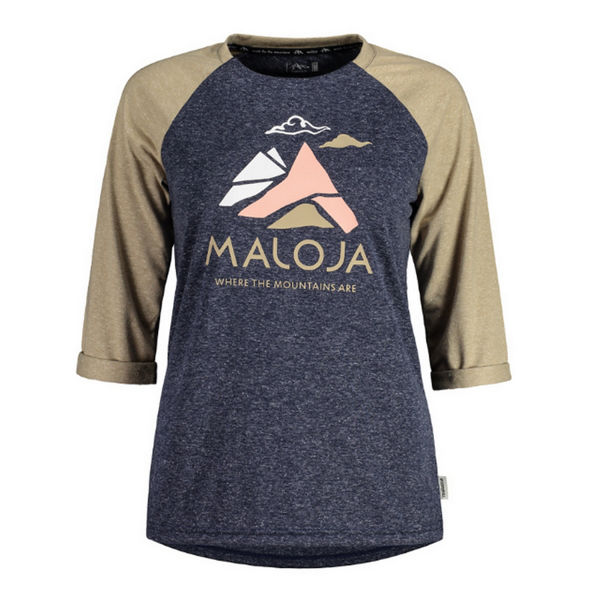 Picture of MALOJA BIKE JERSEY LUSAI ALL MOUNTAIN NIGHT SKY FOR WOMEN