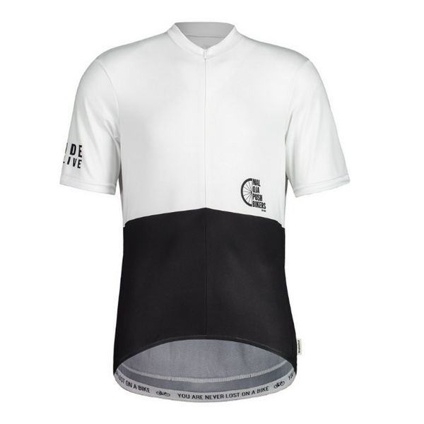 Picture of MALOJA BIKE JERSEY PUSHBIKERS BASIC 1/2 MOONLESS FOR MEN