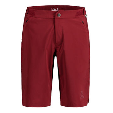 Picture of MALOJA SHORTS GALLAS MULTISPORT RED MONK FOR MEN