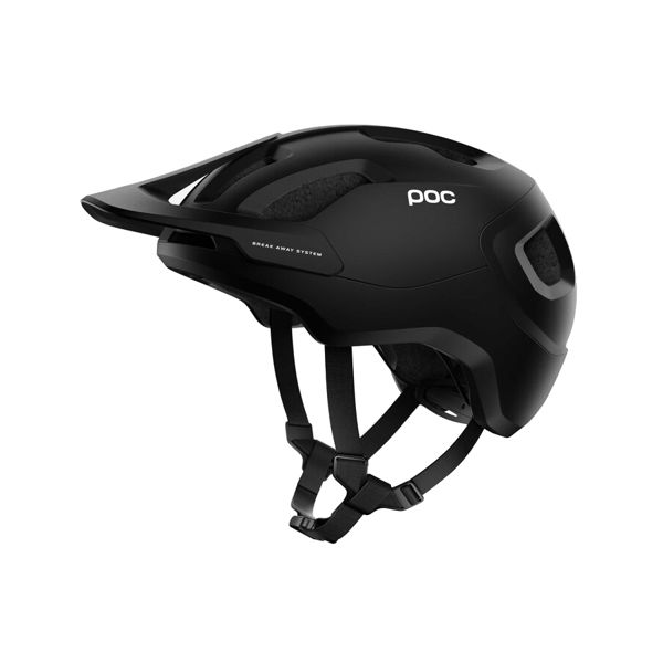 Picture of POC BIKE HELMET AXION SPIN MATT BLACK