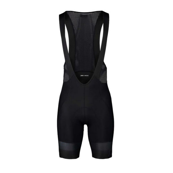 Picture of POC BIB SHORTS ESSENTIAL ROAD VPD URANIUM BLACK FOR MEN