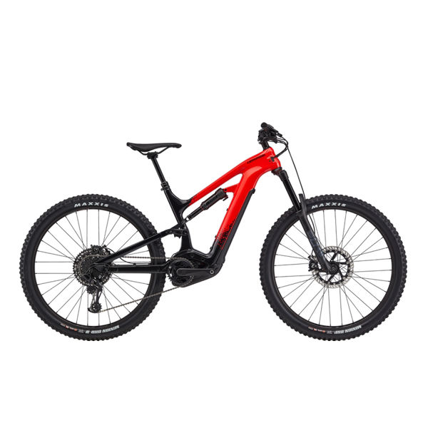 Picture of CANNONDALE ELECTRIC BIKE MOTERRA NEO 2 ACID RED 2020