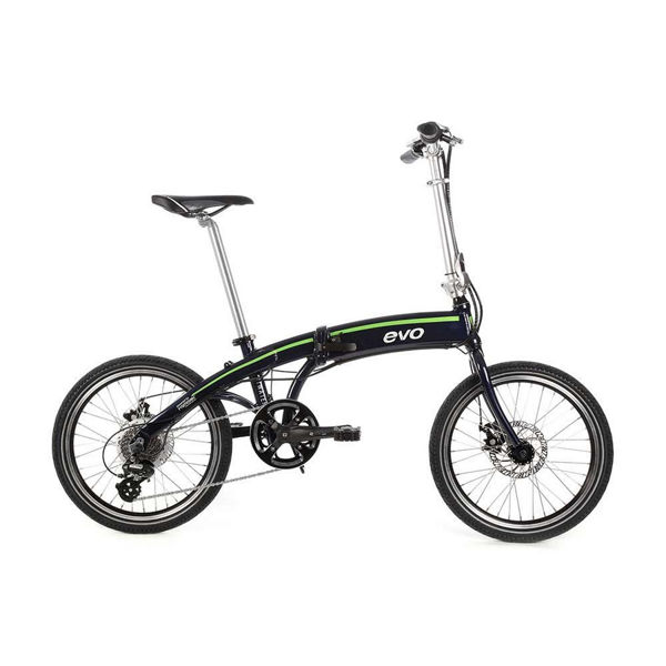 Picture of EVO ELECTRIC BIKE ATWATER PLIANT BLUE 2019