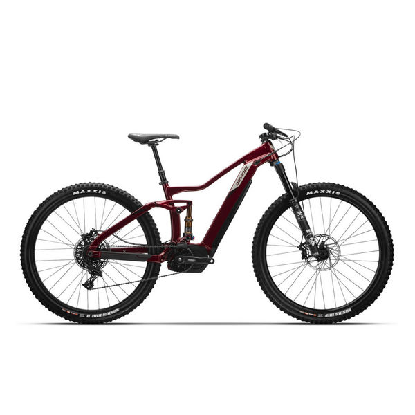 Picture of DEVINCI ELECTRIC BIKE EP NX 11S RED 2020