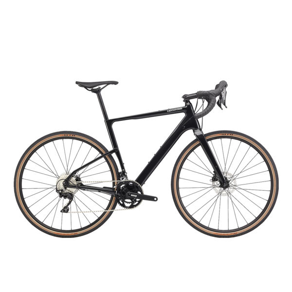 Picture of CANNONDALE ROAD BIKE GRAVEL TOPSTONE CARBON 105 BLACK PEARL 2022