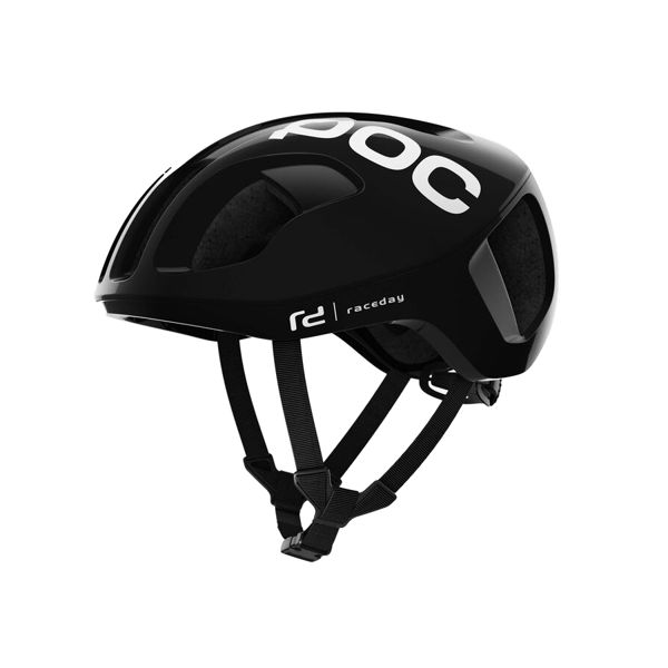 Picture of POC BIKE HELMET VENTRAL SPIN URANIUM BLACK RACEDAY