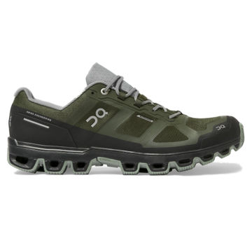 Picture of ON TRAIL RUNNING SHOES CLOUDVENTURE WATERPROOF FIR/ LUNAR FOR MEN