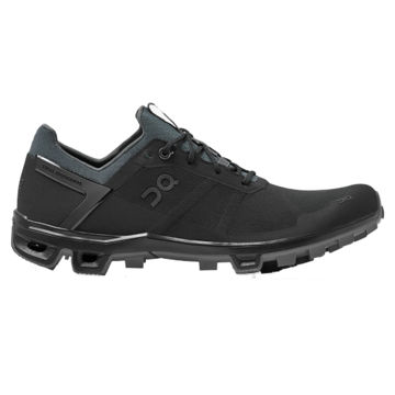 Picture of ON TRAIL RUNNING SHOES CLOUDVENTURE PEAK BLACK/ ROCK FOR WOMEN