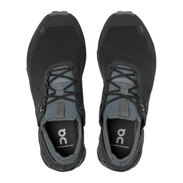 Picture of ON TRAIL RUNNING SHOES CLOUDVENTURE PEAK BLACK/ ROCK FOR MEN
