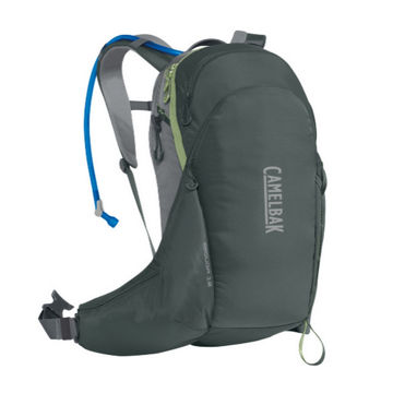 Picture of CAMELBACK HYDRATION BAG SEQUOIA 18 100OZ WOMEN OLIVE GRANITE/FOAM GREEN
