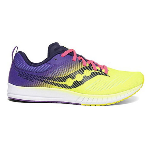 Picture of SAUCONY ROAD RUNNING SHOES FASTWITCH 9 CITRON FOR WOMEN