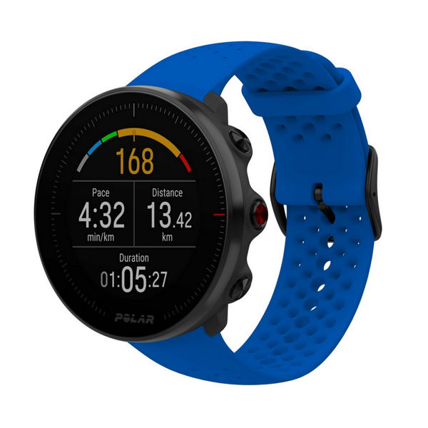 Picture of POLAR RUNNING WATCH VANTAGE M BLUE M/L