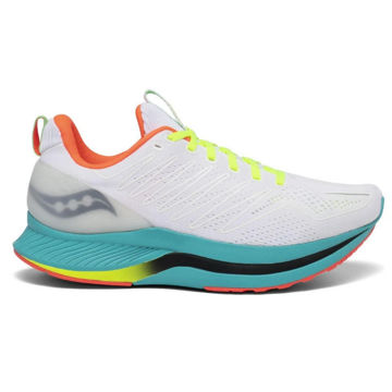 Picture of SAUCONY ROAD RUNNING SHOES ENDORPHIN SHIFT WHITE MUTANT FOR WOMEN