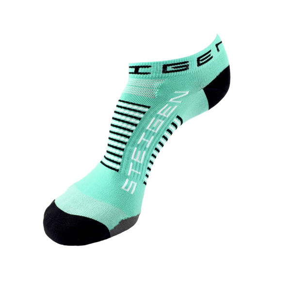 Picture of STEIGEN SOCKS ZERO LENGTH MINT GREEN