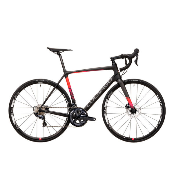 Picture of COLNAGO ROAD BIKE CLX DISC ULTEGRA BLACK/RED 2019