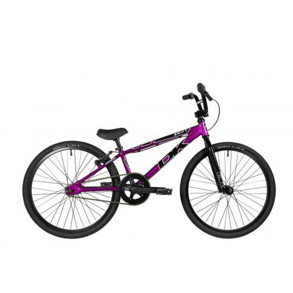 Picture of DK BMX BIKE SWIFT JUNIOR PURPLE 2017 FOR JUNIORS