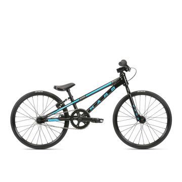 Picture of HARO BMX BIKE RACELITE MICRO MINI BLACK/BLUE 2020
