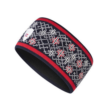 Image de TUQUE DALE OF NORWAY PODIUM NAVY OFFWHITE RED