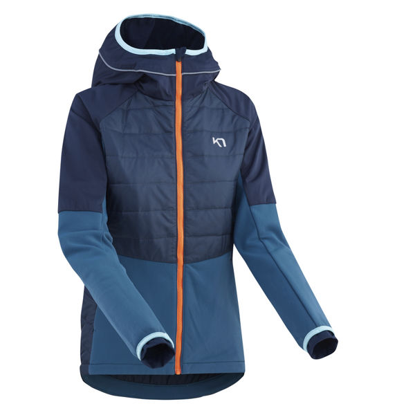 Picture of KARI TRAA RUNNING JACKET TIRILL MARIN FOR WOMEN