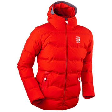Picture of BJORN DAEHLIE CROSS COUNTRY SKI JACKET VICTORY HIGH RISK RED FOR MEN