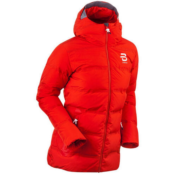 Picture of BJORN DAEHLIE CROSS COUNTRY SKI JACKET VICTORY HIGH RISK RED FOR WOMEN