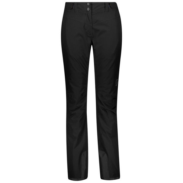 Picture of SCOTT ALPINE SKI PANTS ULTIMATE DRYO 10 BLACK FOR WOMEN