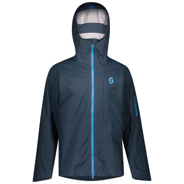 Picture of SCOTT ALPINE SKI JACKET VERTIC 3L DARK BLUE FOR MEN