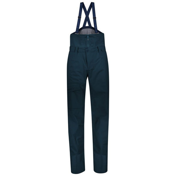 Picture of SCOTT ALPINE SKI PANT VERTIC 3L DARK BLUE FOR MEN