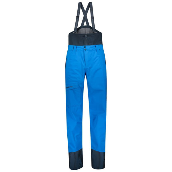 Picture of SCOTT ALPINE SKI PANT VERTIC 3L SKYDIVE BLUE FOR MEN