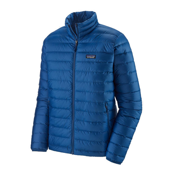 Picture of PATAGONIA ALPINE SKI JACKET DOWN SWEATER SUPERIOR BLUE FOR MEN