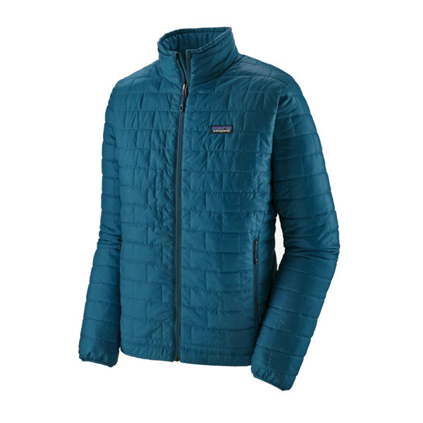 Picture of PATAGONIA ALPINE SKI JACKET NANO PUFF CRATER BLUE FOR MEN